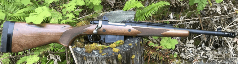 Ruger Scout Rifle Bushmaster 450
