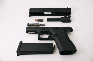 Essential Parts of a Handgun That you Absolutely Need to Learn
