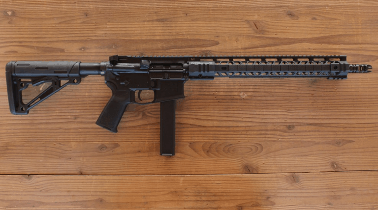 The 9 mm PCC—The Ideal Beginner's AR-15?