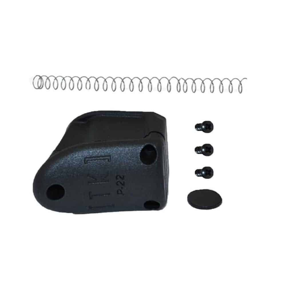 TandemKross Wingman +5 Rounds Magazine Bumper for the Walther P22