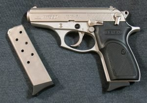 bersa thunder 380 with clip out